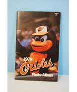 1979 Baltimore Orioles Major League Baseball Photo Book - $6.93