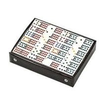 Double 12 Color Dot Dominoes Game - $34.65