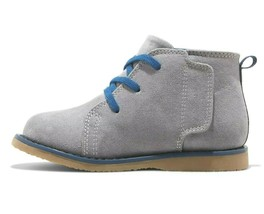 Toddler Baby Boys' toddler Jareem Chukka Boots Shoes Cat and Jack Gray NWT image 2