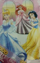 Disney Princess Woodboard Puzzle, 12 Pieces Girls 4 yrs. + New - $5.18