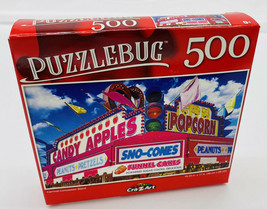 Carnival Concession Stand - Puzzle - 500 Pcs - New - $4.70