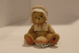 Cherished Teddies Birthday Bear November - Nicole - #914851 NB - $1.95