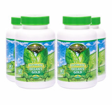 Youngevity Sirius Ultimate Oceans Gold 60 Tablets 4 Pack Free Shipping - $111.21