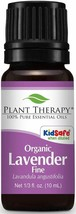 Plant Therapy Usda Certified Organic Lavender Fine Essential Oil. 100% P... - $20.94