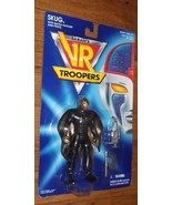 vintage SKUG SEALED Figure New Factory Sealed Kenner Saban's VR Troopers - $7.91