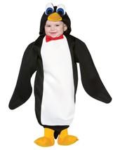 Rasta Imposta Baby Bunting  Lil' Penguin Halloween Costume Size 6-12 Months - $29.39