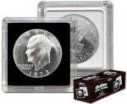 BCW 2x2 Coin Snap Holder Large Dollar (38.1mm) Bundle of 25 - $14.57