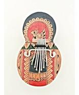 Kalimba Vintage Wooden Thumb Piano 7-Tine Key Harp Musical Instrument 8.... - $58.41