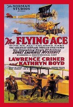 Flying Ace Movie Poster - Art Print - $19.99+