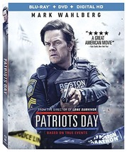 Patriots Day (2017, Blu-ray + DVD + Digital HD)