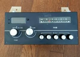 1970's Delco GM AM Stereo Push Button Radio - Free Shipping - $59.99