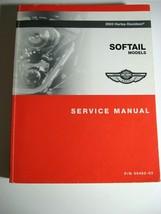 2003 Harley-Davidson Service Shop Repair Manual Catalog, Softail FLS FXS Xlnt - $118.65