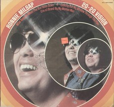 Ronnie Milsap 20-20 Vision Vinyl Record Album - $12.99