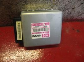 00 02 01 saab 9-5 automatic transmission module computer tcm tcu 5160007 - $29.69
