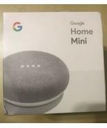 Google Home Mini Smart Speaker with Google Assistant - Chalk (GA00210-US) - £19.05 GBP