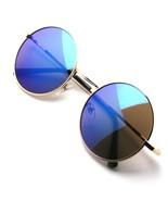 Gafas de Sol Redondas John Lennon Estilo Retro Vintage Clásico Circular - $7.16+