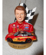1999 HALLMARK BILL ELLIOTT NASCAR CHAMPION KEEPSAKE ORNAMENT NEW IN BOX - $16.95