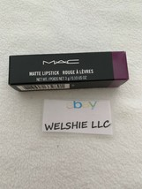 New MAC Matte Lipstick Shade, Heroine - $19.50