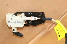 01-06 Audi TT MK1 Quattro S-line Fuel Filler Door w/ Latch Actuator & Cable image 4