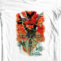 BATWOMAN T-shirt Free Shipping DC comic book Bat-Man superhero cotton tee DCR114 image 1