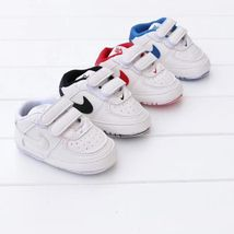 Newborn Baby Toddler Shoes Soft Bottom Sports Walking Shoes N166 4 Color - $16.99