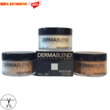 New Dermablend Loose Setting Powder size 1 oz (28 g) ALL COLORS - $96.44