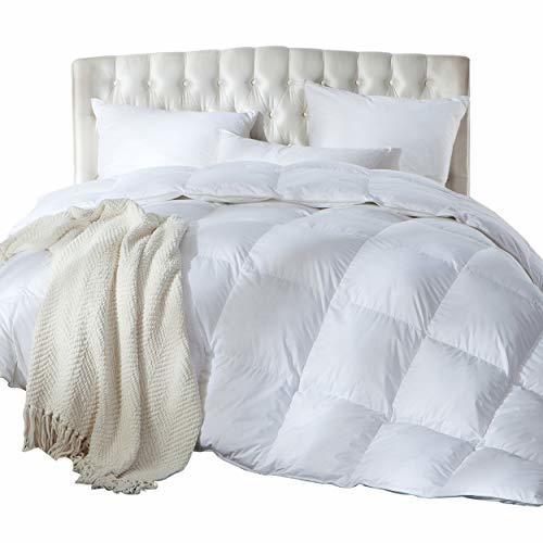 Luxurious Full Queen Size Siberian Goose Down Comforter