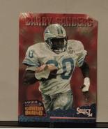 1994 Select Canton Bound Sample cut #CB4 Barry Sanders - $3.96