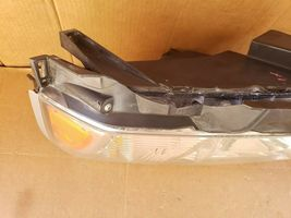 06-09 Mitsubishi Raider Headlight Head Light Lamp Driver Left LH image 9