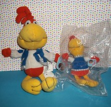 2 Cocoa Puffs Cereal Sonny Cuckoo Bird Plush Breakfast Pals Beanie Gener... - $11.00
