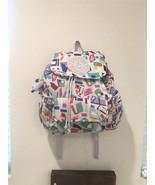 kipling kyranna geomtcmaze backpack bp4037 - $89.74