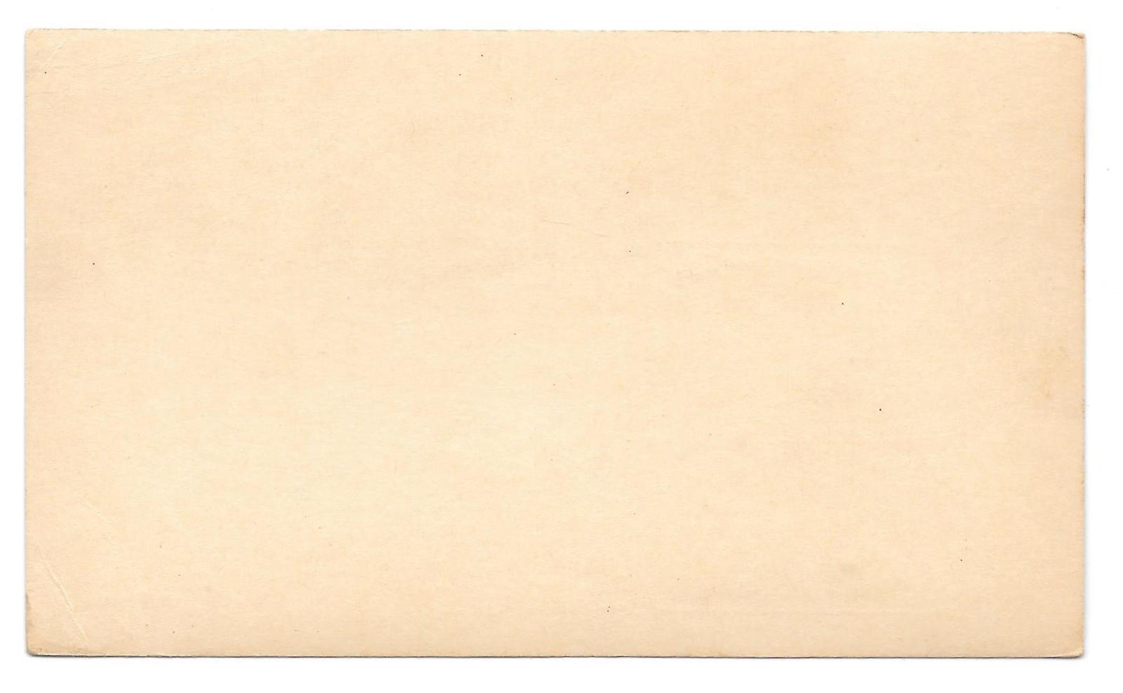 Navy Ship Cancel 1947 USS Glennon DD 840 CIPEX Poster Stamp Cinderela UX27