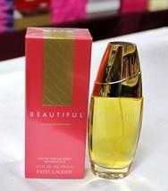 Beautiful by Estee Lauder for women  2.5 fl.oz / 75 ml eau de parfum spray - $63.98