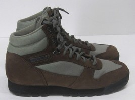 Merrell Air Cushion Big 5 Lady Placer Sage Women's (10) Ankle Boots Suede & Mesh - $40.95