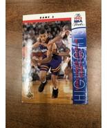 1993/1994 Upper Deck Basketball Main Set Cards #200 Highlights Of 93 Finals - $10.99