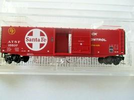 Micro-Trains # 50500431 Atchison, Topeka & Santa Fe 50' Standard Boxcar Z-Scale image 2