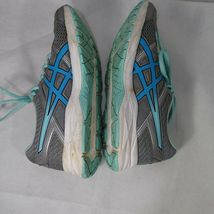 Asics Gel-Contend 4 Ortholite Sneakers Shoes Mesh Women Size 7 Gray Blue T767Q image 5