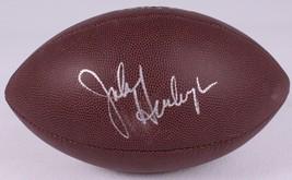 John Harbaugh Signed Full Size Wilson NFL Football Ravens - $112.19