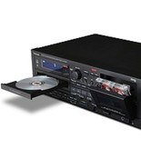 TEAC AD-RW900 - The EZ Way to Transfer Your Tapes, LP's Over To CD and M... - $1,299.88