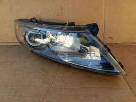 11-13 Kia Optima Headlight Lamp Halogen Passenger Right RH - CLEAR LENS image 5