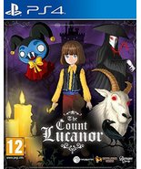 The Count Lucanor - Playstation 4 PS4 [video game] - $39.20