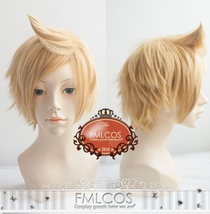 Final Fantasy XV FF15 Prompto Anime Cosplay Wig Cosplay Party Hair Wig - $22.26