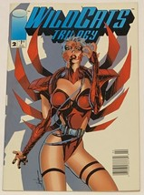 Wildcats Trilogy 2 (Image Comics, September 1993) Newsstad Edition Varia... - $7.91