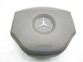 06-12 MERCEDES W164 ML350 ML500 GL450 DRIVER STEERING WHEEL SRS BAG OEM ... - $99.96