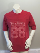 Vintage McMaster Marauders Shirt - Marauders 88 - Men's Large - $39.00