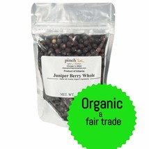 Organic Juniper Berry (Whole) - $10.79