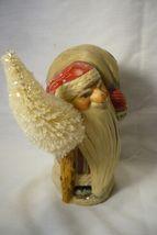Vaillancourt Folk Art, Gnome Like Santa FC with  Bag signed by Judi! image 4