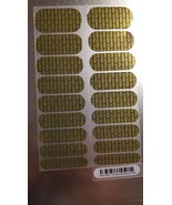 Jamberry Nail Wraps - Official NFL Go Green Bay Packers- Full Sheet -  (... - $26.00