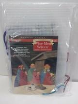 The Needlecraft Shop Christmas 3 Wise Men  Nativity Screen Plastic Canvas Kit - $15.67