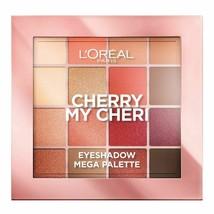 6x L'Oreal Paris Cherry my Cheri Palette Pastel Eyeshadow Palette - NEW - $61.24